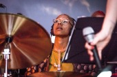 Philo Tsoungui - Drums