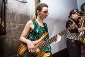 Julia Hornung - Bass
