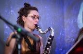 Kira Linn - Baritone Saxophone